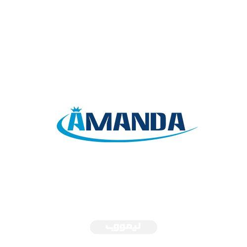 طراحی لوگو آماندا